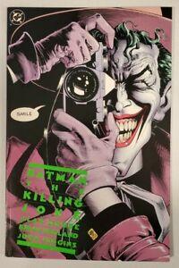 BATMAN THE KILLING JOKE (DC 1988) *ALAN MOORE & BRIAN BOLLAND* (1ST PRINT) NM