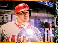2018 Topps Mike Trout Stadium Club #48 Los Angeles Angels