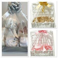 💜 End Of Roll 2 Large -Xx Cello Bags Only Diy Hamper Bag Wrap Bouquet Flowers