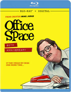 Office Space (20th Anniversary) [New Blu-ray] Anniversary Ed, Dolby, D