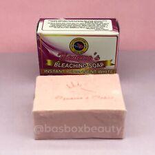 Navarro's Bleaching Soap Instant Permanent White w/ Aha Serum. Authentic.