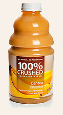 Dr. Smoothie 100% Crushed Banana Smoothie Concentrate (46 oz bottle)