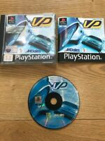 VANISHING POINT VP - PLAYSTATION PS1 GAME /  COMPLETE WITH MANUAL
