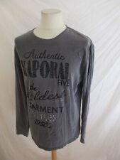 * T-shirt Kaporal 5 Gris Taille XL à - 56%