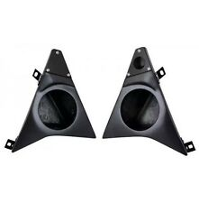 SSV Works Front Speaker Kick Pods - Unloaded Pair 2015-2016 Polaris Slingshot