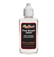 Big Bends Fret Board Juice - Guitar Fret Board Conditioner - 1 oz. Bottle