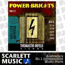 Thomastik PB-111 Power Bright Regular Bottom Electric Guitar Strings 11-46
