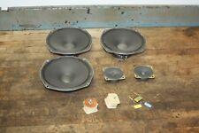 Allen Organ 124-RTC speakers