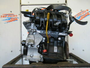 """MOTEUR RENAULT CLIO III 1.2 16V  75 CH     TYPE """" D4F740 """"   2103040"""