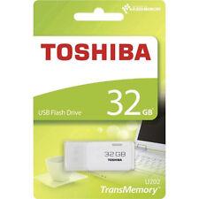 Endrive 32 GB Toshiba USB 2.0 32gb thn-u202w0320e4