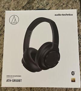 Audio-Technica SR50BTBK Wireless Over-ear Headphones - Black