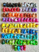 GoGo's Figures Crazy Bones Bundle Figurines Lot of Gogos 100 Different (ref:102)