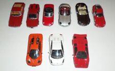 Lamborghini - maserati- alfaromeo  1/43  9 modelli come nuovi  IXO MODELS