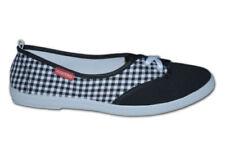 Zapatillas deportivas de mujer de lona talla 38