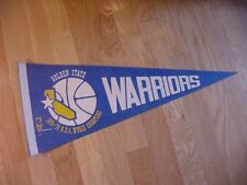 Vintage Orignal 1974-75 Golden State Warriors World Champs Pennant-30 Inches
