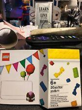 LEGO Minifigure Birthday Card Set