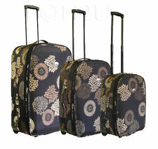 Upright (2) Hard Unisex Adult Suitcases with Wheels/Rolling