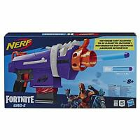 Nerf Fortnite SMG-E Blaster - Motorised Nerf Fortnite Dart Gun - New