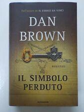 Simbolo Perduto - Dan Brown - 1° Edizione Italiana - COMPRO FUMETTI SHOP