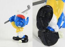 Snik Astrosnik === astrosniks golfista azul blanco sniks Bully bullyland