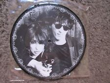 "JOHNNY THUNDERS & PATTI PALLADIN ""CRAWFISH"" 1985 RARE UK PICTURE DISC NM OOP 7"""