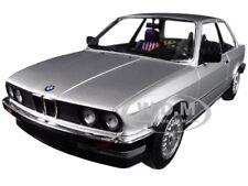 1982 BMW 323i SILVER 1/18 DIECAST MODEL CAR BY MINICHAMPS 155026001