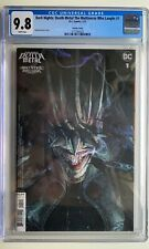 DARK NIGHTS: DEATH METAL THE MULTIVERSE WHO LAUGHS #1 Bianchi Variant NM CGC 9.8