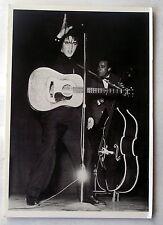 Carte postale Elvis Presley concert 1957    rare CPSM