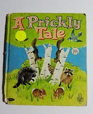 Tell-A-Tale #2508 - A Prickly Tale - 1965 Whitman Tell A Tale Books