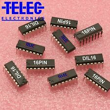 1 PC. ICL8048CCPE Log Amplifier Intersil DIL16