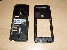 Genuine Original Nokia 6301 6300 Black Rear Chassis Fascia Back Housing Grade B