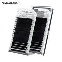 NAGARAKU Mink Mix Length Natural False Eyelashes Individual Eyelash Extensions