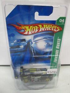 Hot Wheels Treasure Hunts Corvette C6R