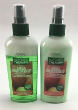 2 L'oreal Natures Therapy Mega Moisture 2 Phase Hydrating Spray 354ml