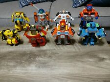 Transformers Rescue Bots  Lot Of 8