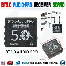Bluetooth 5.0 MP3 Decoder Board Audio Pro Receiver MP3 Lossless Player Wireless