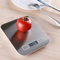 5/10Kg Kitchen Scale Electronic Food Scales Diet Scales Scale Measure LCD D9H8