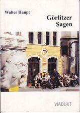 Görlitzer Sagen ausgewählt u.neu herausgegeben Verlag Hoffmann & Reiber Görlitz