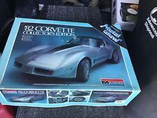 Monogram 1/8 Scale 1982 Corvette Model