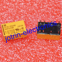 1 PC DF2E-DC24V DIP-8 RELAY GEN PURPOSE DPDT 1A 24V