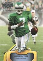 2011 Topps Triple Threads Football #90 Michael Vick /999 Philadelphia Eagles
