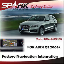 CP FACTORY NAVIGATION GPS INTEGRATION SYSTEMS TOUCH SCREEN FOR AUDI Q5 2009+