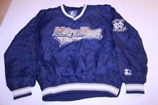 Men's Notre Dame Fighting Irish L Vintage Pullover Windbreaker Jacket (Navy Blue