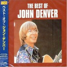 JOHN DENVER-BEST OF JOHN DENVER-JAPAN CD D73
