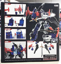 Transformers Perfect Effect Combiner PC-18 Upgrade Kits for God Ginrai New UK