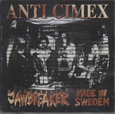 Anti Cimex - Scandinavian Jawbreaker & Made In Sweden CD / Hardcore Punk