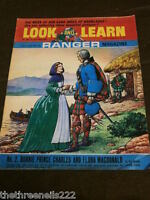LOOK and LEARN # 299 - BONNIE PRINCE CHARLES & FLORA MACDONALD - OCT 7 1967