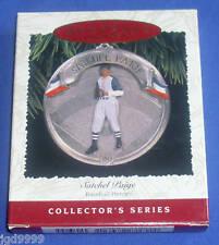 Hallmark Series Ornament Baseball Heroes #3 1996 Satchel Paige NIB