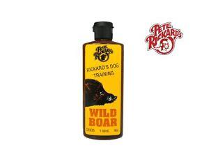 PETE RICKARD - NEW 4 OZ. WILD BOAR HUNTING GUN DOG TRAINING SCENT DE635