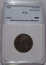 1894 South Africa ZAR 1 Shilling